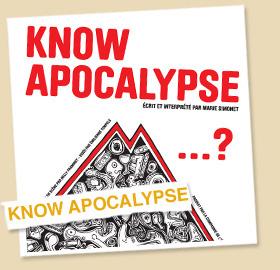 Know apocalypse